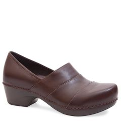 Dansko Tenley Leather Brown