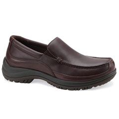 Dansko Wayne Full Grain Leather Mocha