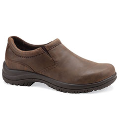 Dansko Wynn Distressed Leather Brown