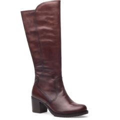 Dansko Ashby Antiqued Calf Leather Brown Boots