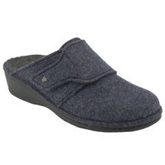 ANDERMATT WOOL Dark blue