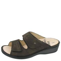 JAMAICA LEATHER SOFT FOOTBED KAFFEE