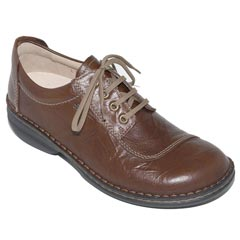 Finn Comfort Lexington Leather Kastanie