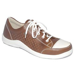 Finn Comfort Charlotte Leather Cognac