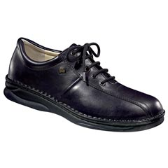 Finn Comfort Dijon Leather Black