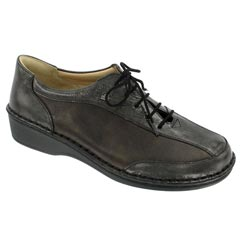 Finn Comfort Hanoi Leather Soft Footbed Coffee