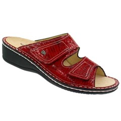 Finn Comfort Jamaica Leather Fire