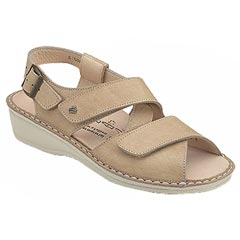 Finn Comfort Jersey Leather Soft Footbed Marble