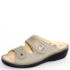 Finn Comfort Mira Nubuck Soft Footbed Rock