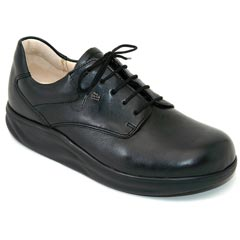 Finn Comfort Pretoria Leather Soft Footbed Black