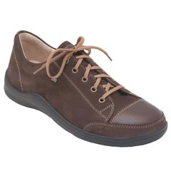 Finn Comfort Soho Nubuck Soft Footbed Cigar