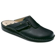 Finn Comfort Venice Leather Black