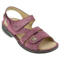 Finn Comfort Gomera Leather Soft Footbed Amorena Sandals
