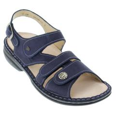 Finn Comfort Gomera Nubuck Soft Footbed Lake