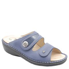 Finn Comfort Mira Patent Leather Soft Fb Electro