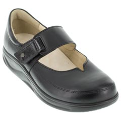 Finn Comfort Nagasaki Nappa Leather Soft Fb Black