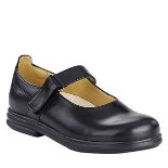 FOOTPRINTS ANNAPOLIS LEATHER BLACK