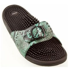 Kenkoh Chai Green Sandals