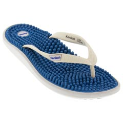Kenkoh Luna Synthetic Blue Sandals