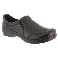 Klogs Arbor Leather Black Clogs