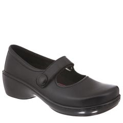 ASHLEY SMOOTH LEATHER BLACK