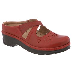 Klogs Carolina Smooth Leather Tex Mex