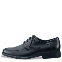 Mephisto Elie Leather Black Shoes