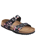 SYDNEY BIRKO-FLOR SOFT FOOTBED BLACK