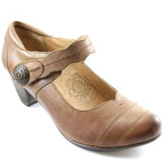 ANGEL LEATHER SADDLE TAN