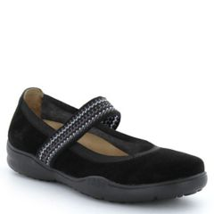 Taos Bandana Suede Black Shoes