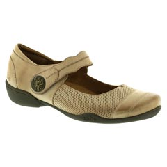 Taos Bravo Leather Stone Shoes