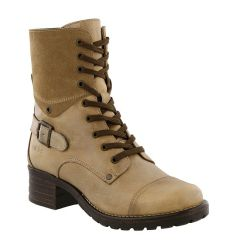 Taos Crave Leather Wheat Boots