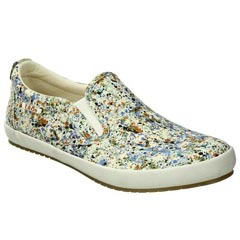 Taos Dandy Canvas Blue Splash Shoes