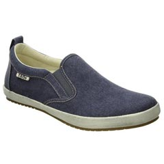 Taos Dandy Canvas Blue Wash Shoes