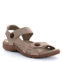 Taos Desire Leather Sand Sandals