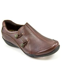ENCORE LEATHER MEDIUM BROWN