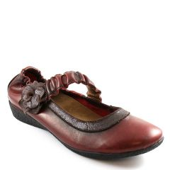 FLORENTINA LEATHER RED