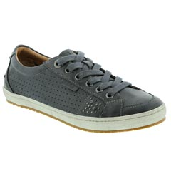 Taos Freedom Leather Navy Shoes