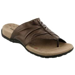 Taos Gift 2 Leather Bronze Sandals