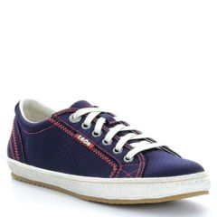 Taos Glyde Synthetic Navy Shoes