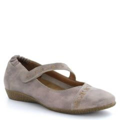 Taos Grace Leather Stone Shoes
