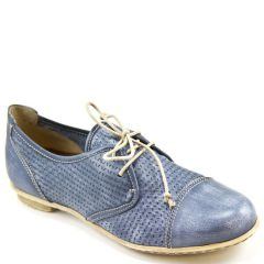 JIMINY LEATHER BLUE