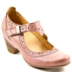 LINDO LEATHER DUSTY ROSE