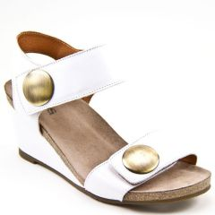 PARADE LEATHER WHITE PATENT