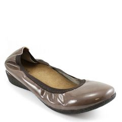 PATINA PATENT LEATHER MUSHROOM