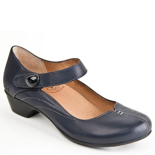 SAMBA LEATHER NAVY