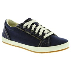 Taos Star Canvas Navy Shoes