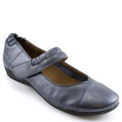 STRAPEZE LEATHER NAVY