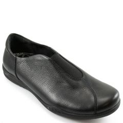 TOWN CENTER LEATHER BLACK