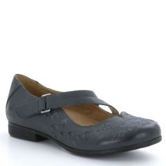 Taos Wish Leather Deep Teal Shoes